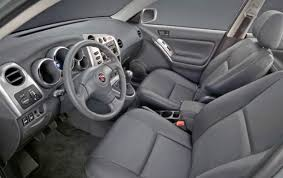 2006 pontiac vibe information and photos zombiedrive