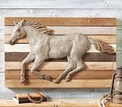 western decor western bedding western furniture cowboy decor horse barnwood metal wall art
