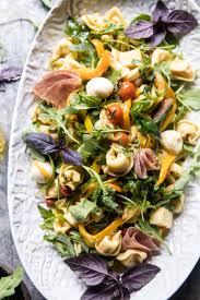 Pasta Salas Italian Tortellini Pasta Salad Half Baked Harvest