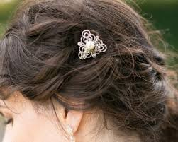 hair slide wedding hair and pins jules bridal jewellery