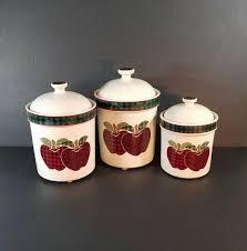 kitchen ceramic canister sets applejack canister set vintage ceramic canister set kitchen best