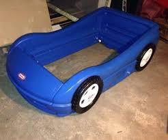 blue corvette bed tikes bed ebay