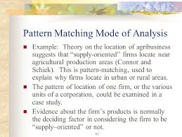 pattern of analysis definition of a case study ppt video online download