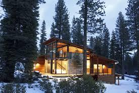 Small Mountain Home Plans - ingenious design ideas 8 small modern mountain home plans homeca
