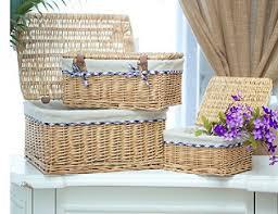 buy cane storage box wicker storage basket cane laundry bin