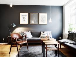 room with black walls 7 living rooms that proved dark paint colors are the best kukun