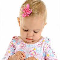 how to make baby hair how to make baby hair bows
