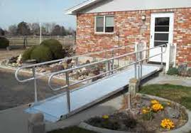 Wheelchair Ramp Handrails Ada Guidelines Ada Wheelchair Ramp Specifications Ada Ramp Guidelines