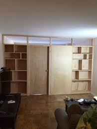 Wall Divider Bookcase Room Dividers Ny Bookcase Partition Walls Pinterest Room