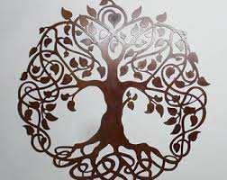 celtic knot wall etsy