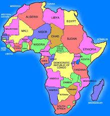 africa map review africa hms 7th grade social studies