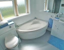 Bathtub Soaking Ideas Beautiful Corner Bathtub Design For Small Bathrooms Bathroom