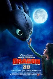 train dragon film