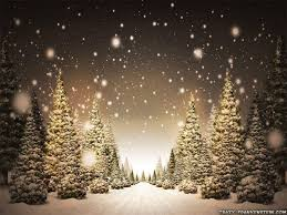 snowy christmas pictures christmas snow scene wallpapers wallpaper cave
