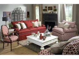 paula deen by craftmaster living room three cushion sofa p997050bd