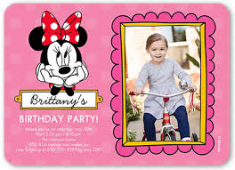 disney minnie mouse dots 5x7 stationery card by disney shutterfly