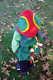 Baby Caterpillar Halloween Costume Hungry Caterpillar Costume