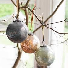 nkuku amla vintage glass baubles glass christmas baubles