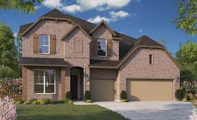Dartmouth Floor Plans Dartmouth Home Plan By Gehan Homes In The Commons At Rowe Lane