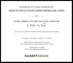 Styling Workshop How To Style Your Living Room Like A Pro