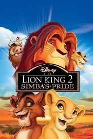 lion king ii simba u0027s pride disney tv tropes