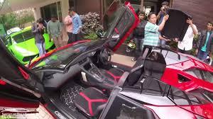 lamborghini aventador price in india india s lamborghini aventador sv lp 750 4 has landed