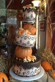 fall wedding cakes 7 charming fall wedding cakes you to see to believe paperblog