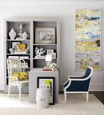 Commercial Office Paint Color Ideas by Energize Your Workspace 30 Home Offices With Yellow Radiance