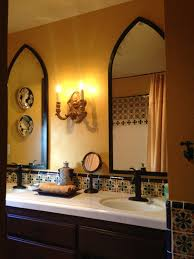 Spanish Bathroom Design by Spanish Style Bathroom