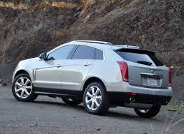 2013 cadillac srx road test and review autobytel com