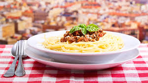 bologna cuisine spaghetti bolognese the strange of an dish that