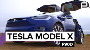 tesla model x the official suv of the future