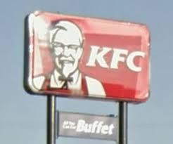Kfc All You Can Eat Buffet by Kfc I 79 Exit 14 Waynesburg Pennsylvania Kentucky Fried