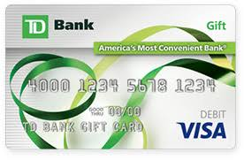 business gift cards custom gift cards order business gift cards as rewards td bank
