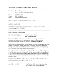 small business owner resume sample jollibee coe franchise info