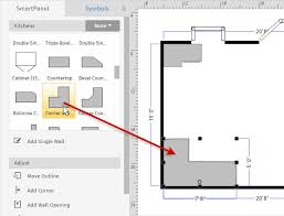 how to draw a simple floor plan on the computer