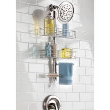 Interdesign Bathroom Accessories by Interdesign Forma Bath Caddy Station Brushed St Steel Kitchen