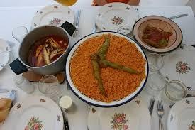 cuisiner poisson recette de couscous tunisien au poisson la recette