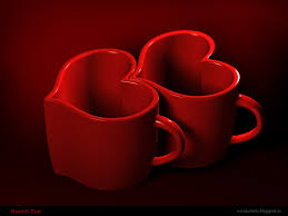 heart shaped mugs 3d printable model heart shaped cup cgtrader