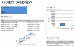 project overview templates find word templates