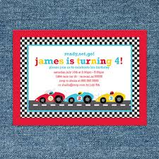 free printable race car invitation u2013 orderecigsjuice info