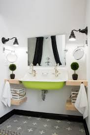 bathroom vessel sinks single black vanity sink cabinet white sink