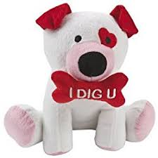 valentines day stuffed animals great gifts for dog s day stuffed dogs