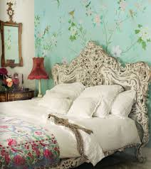 Best  Shabby Chic Wallpaper Ideas On Pinterest Vintage - Shabby chic bedroom design ideas
