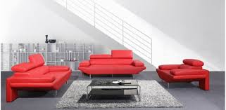 italienisches sofa italienisches sofa italienische designermöbel wohnzimmer set rot