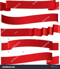 ribbons for sale ribbons set sale banner stock vector 493432921