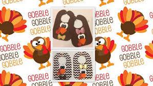 twins or single turkey baby bibs thanksgiving
