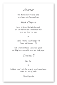 Wedding Announcement Wording Examples Wedding Invitation Wording Menu Layout Example Contemporary