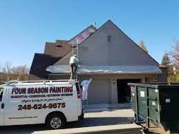 commerce mi best exterior interior house painters four season