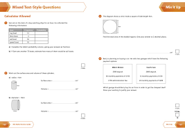 ks3 maths advanced all in one revision and practice collins ks3